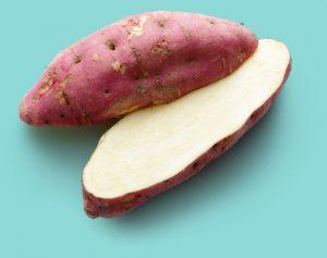 Red Sweet Potato